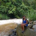 Emmeline de l'équipe Terra Colombia