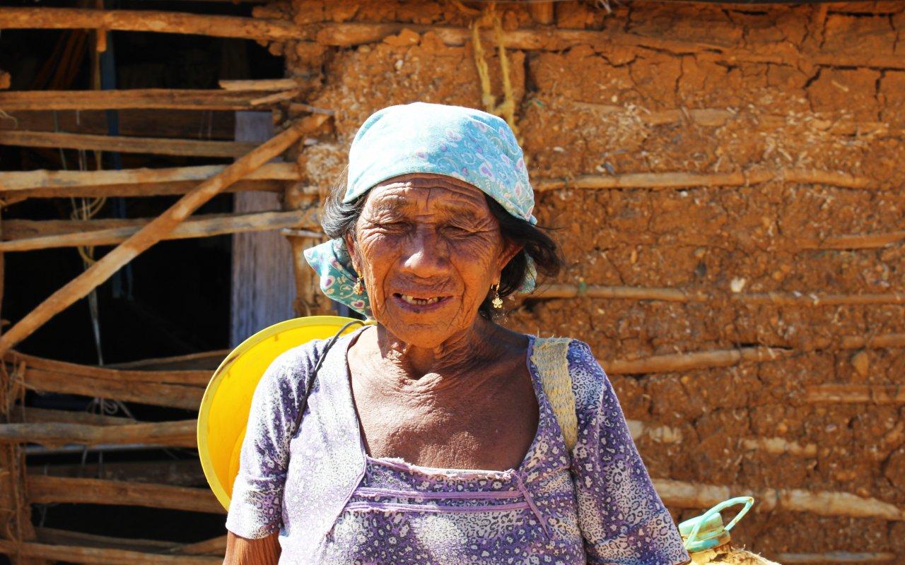 Communauté Wayuu de la péninsule de La Guajira en Colombie