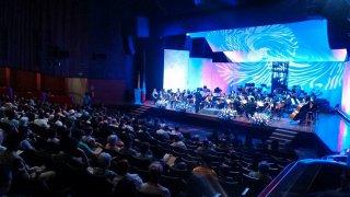 Concert de l'opéra de Bizet à Medellin