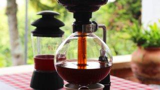 Café en préparation