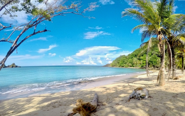 Les plages de Colombie