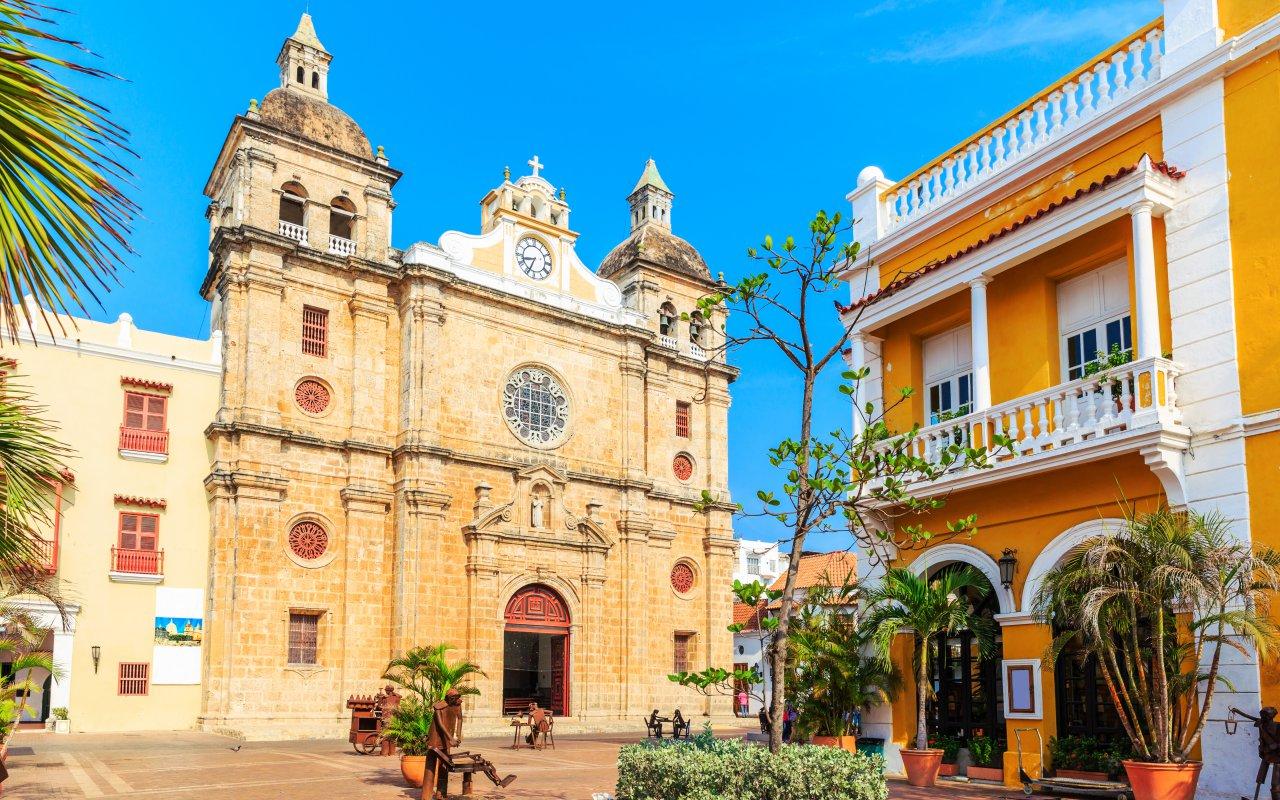 L'architecture coloniale de Carthagène des Indes