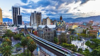 Medellin, prix nobel des villes