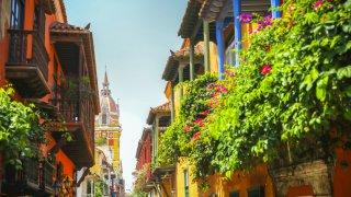 Passer sa lune de miel à Carthagène en Colombie est idéal