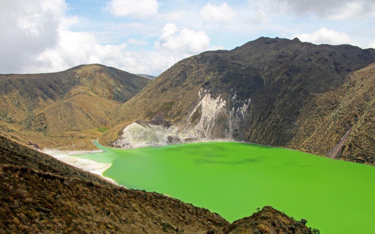 Laguna Verde à Nariño