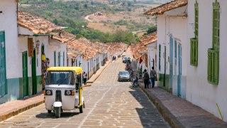 Les transports en Colombie