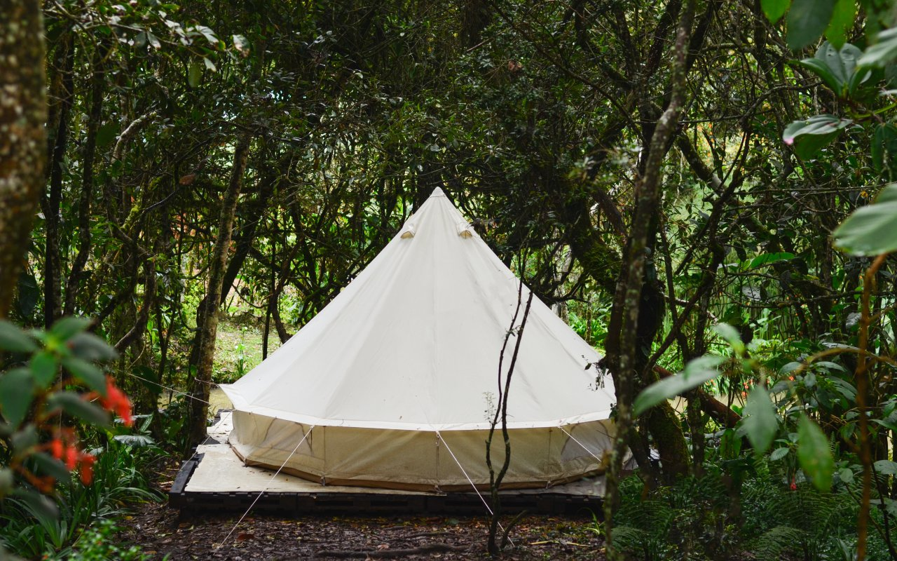 Glamping & Tourisme durable en Colombie