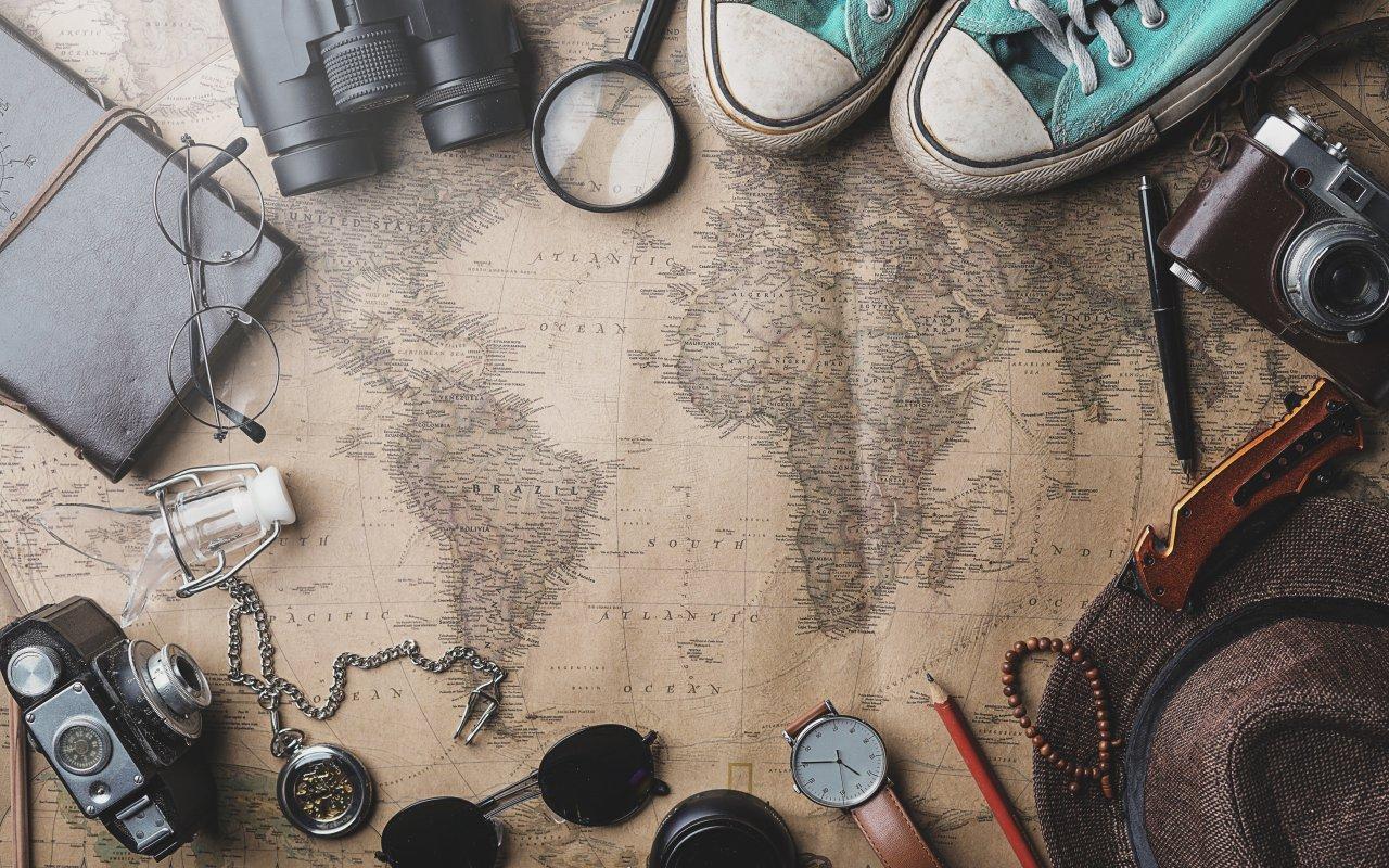 Préparation d'un voyage en Colombie