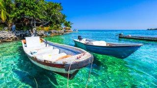 les iles colombiennes pour passer une lune de miel