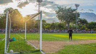 La passion colombienne pour le ballon rond
