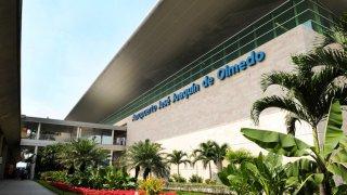 Aéroport en Equateur