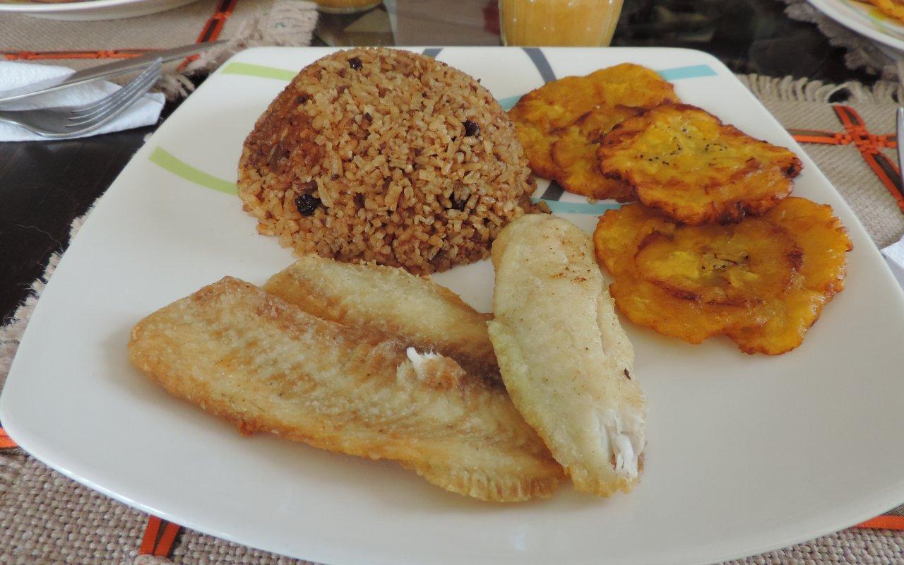 Recette colombienne du riz coco