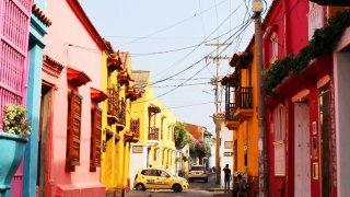 Découvrir Carthagène et les Caraïbes en Colombie
