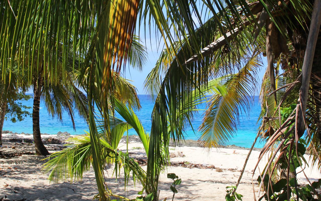 Les plages des Caraïbes en Colombie