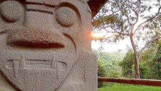 Trésors archéologiques de la Colombie