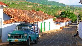 La Colombie par la route: de Bogota à Carthagène des Indes