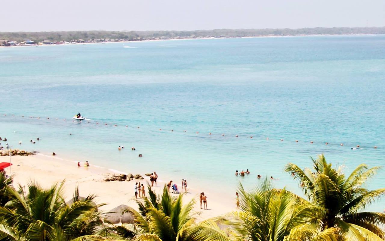 Les plages paradisiaques de Colombie