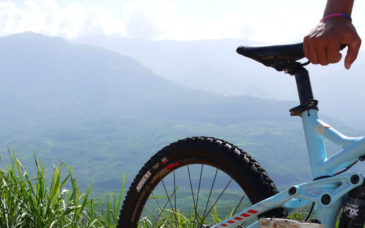 La Colombie à vélo