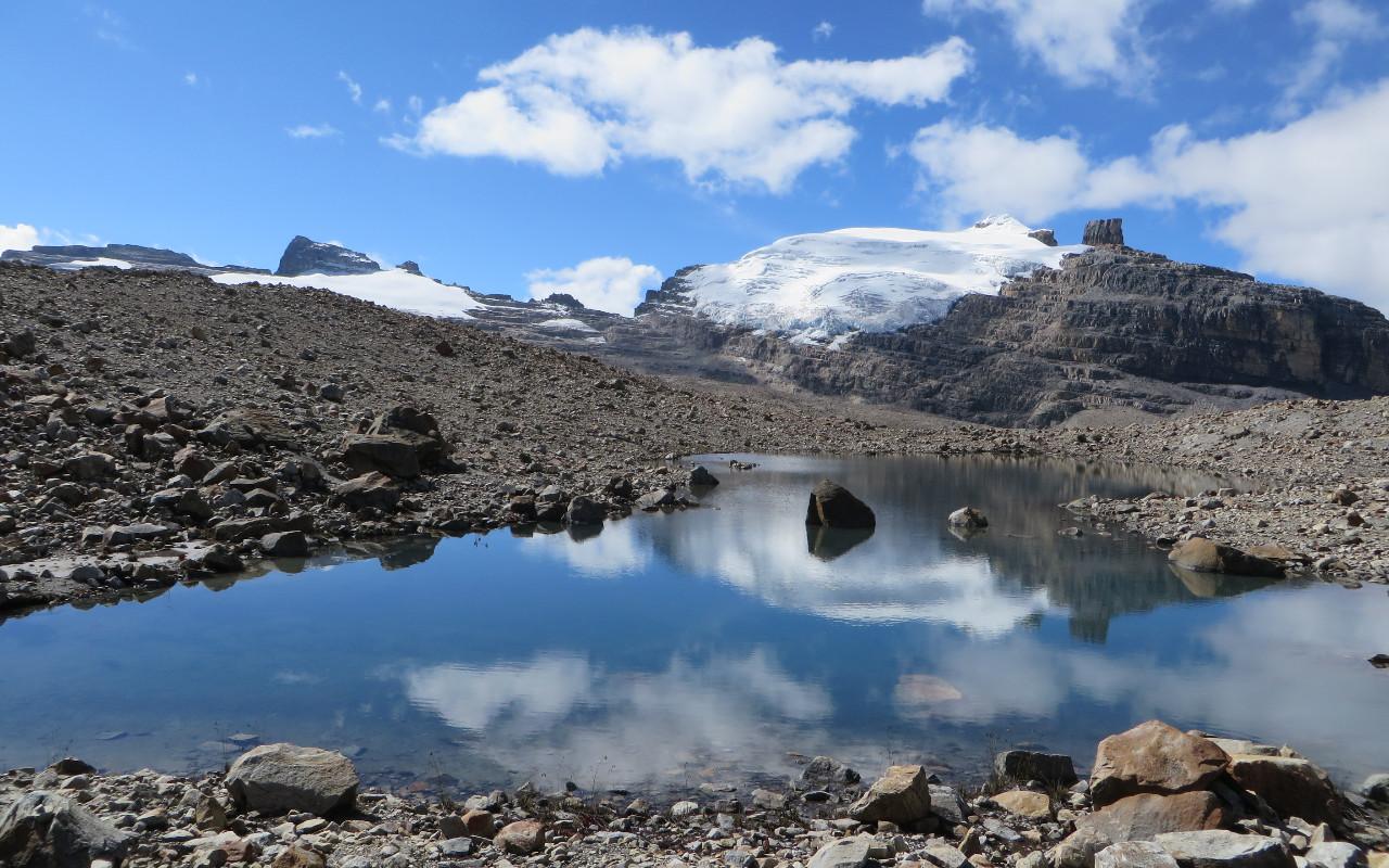 Trek dans la Sierra Nevada del Cocuy