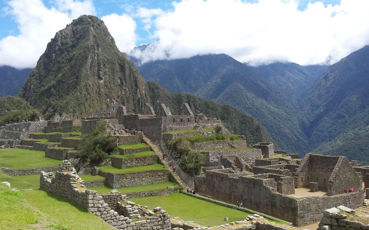 Machu Picchu au Pérou