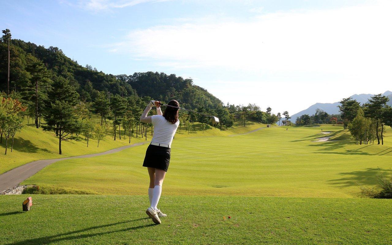 Voyage spécial golf en Colombie