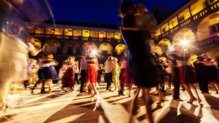 Voyage à travers la danse en Colombie
