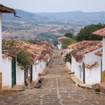 Le village de Barichara dans le Santander
