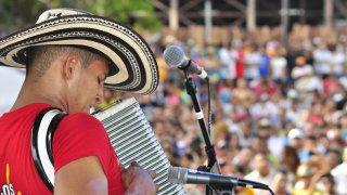 La musique en Colombie