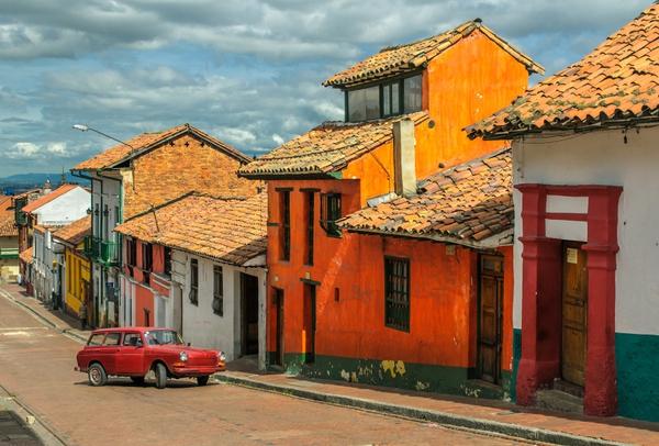 Bogota et ses environs