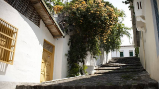 Le charmant village de Honda dans le Tolima en Colombie