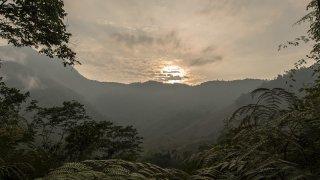 La Ciudad Perdida en Colombie