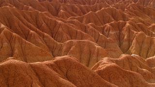 Le désert de la Tatacoa en Colombie