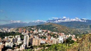 La ville de Cali en Colombie