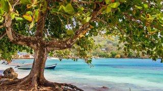 Le plages paradisiaques du Darien