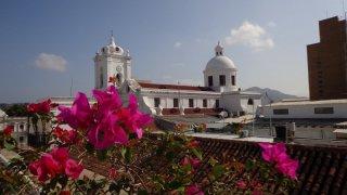 Voyage dans la ville de Santa Marta en Colombie