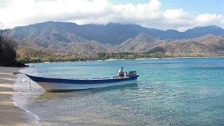 La plage de Bahia Cinto dans le Parc Tayrona