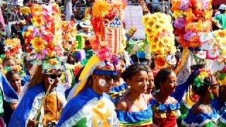 Carnaval de Baranquilla en Colombie