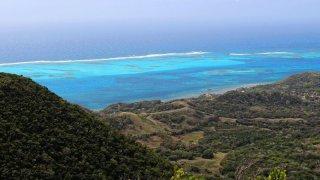 Voyage à Providencia dans les Caraïbes en Colombie