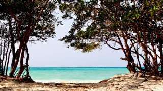 Les plages paradisiaques de l'archipel du Rosaire