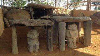 Les statues pré-colombiennes de San Augustin