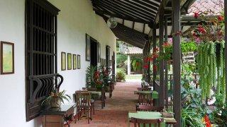 Hôtel à Mesa de los santos en Colombie