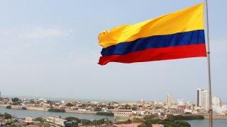 La ville de Carthagène des indes en Colombie