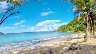 Les plages du Darien en Colombie
