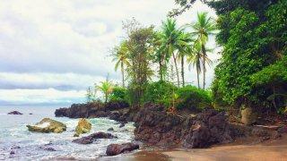 Les plages de la région Pacifique en Colombie
