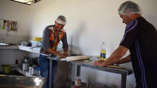Une boulangerie en Antioquia