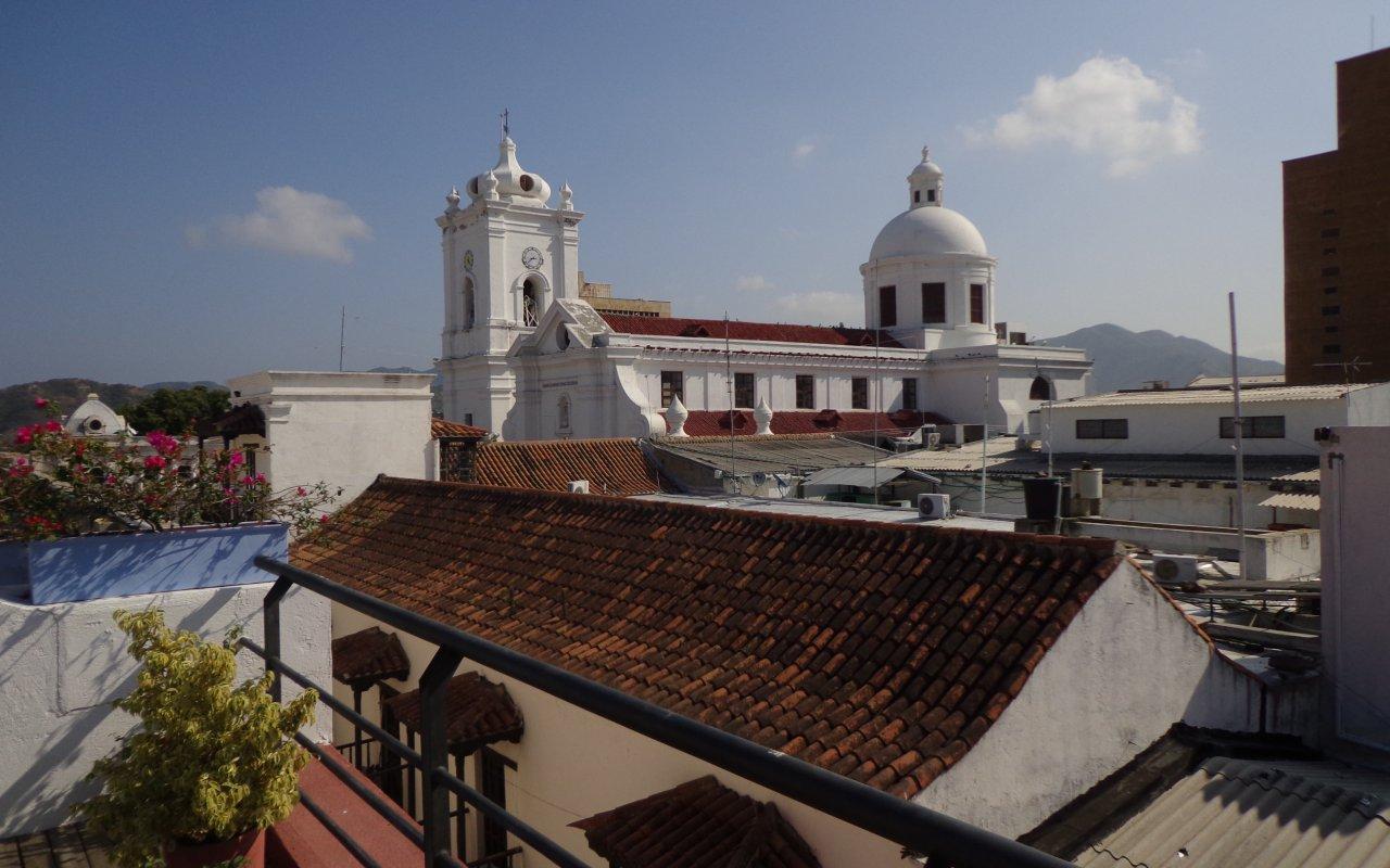 Santa Marta, au coeur des Caraïbes en Colombie