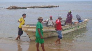 Les pêcheurs de la Guajira en Colombie