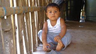 Enfant des Llanos