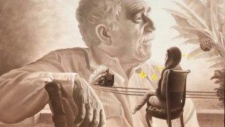 Portrait de Gabriel Garcia Marquez
