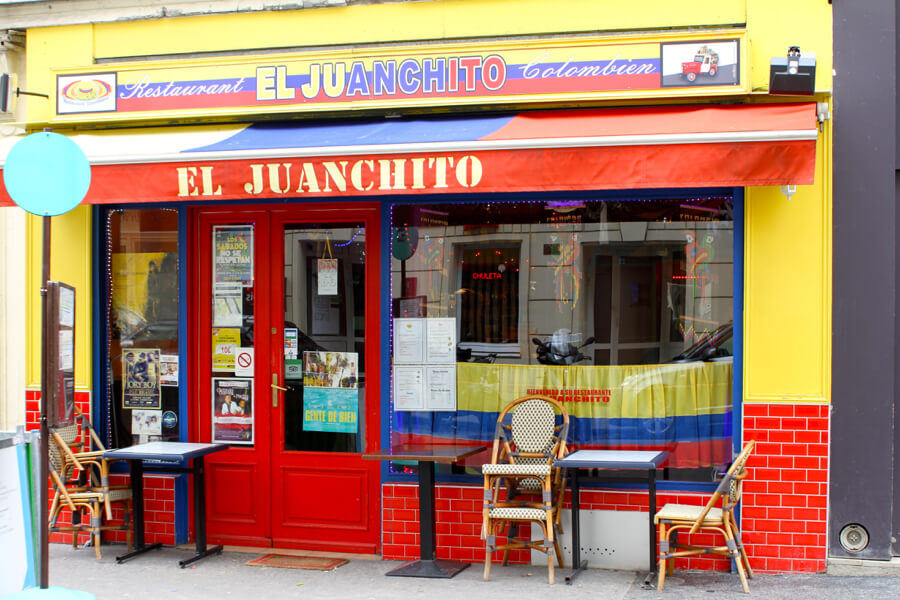 El Juanchito - photo du site les Petites Tables